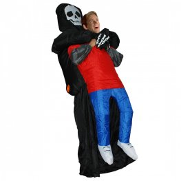 Inflatable Costumes Blow Up Ghost Costume For Adults & Kids Suit