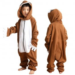 Sloth Onesie Pajamas for Boys & Girls Quality Animal Costumes For Sale