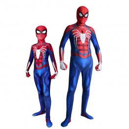 Spider Man Ps4 Suits Costume Halloween Cosplay for Kids & Adult Costumes Spandex Zentai