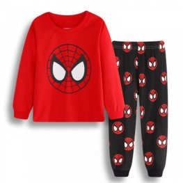 Boys Spiderman Pajamas 5T Spiderman Merchandise