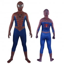 Amazing Classic Spider Man Costume Acosplay Spandex Suit Zentai For Dult & Kids