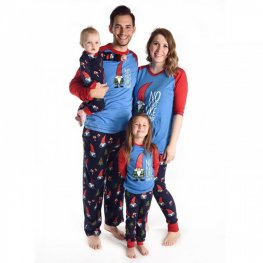 Family Pajamas Sets Holiday Pajamas Gnome