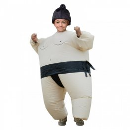 Blow Up Costumes For Kids Inflatable Sumo Wrestler Costume Halloween Suit