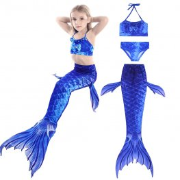 Mermaid Tails Swimwear For Girls Mermaid Tail Costume
