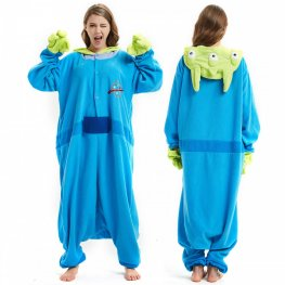 Buy Alien Onesie Adult Animal Onesies At Coolincn.com