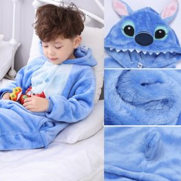 Stitch Kids Animal Onesie Pajamas Buy Now