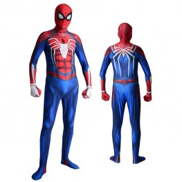 Spider Man Ps4 Suits Adult Halloween Cosplay Costumes Spandex Zentai