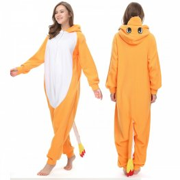 Adult Animal Onesies: Charmander Onesie Pajamas On Hot Sale