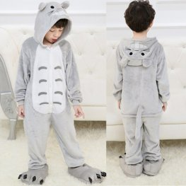 Totoro Kids Animal Onesie Pajamas Buy Now