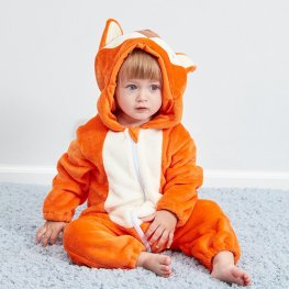 Fox Baby Boys & Girls Animal Onesies Cute Costume High Quality