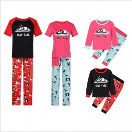 Family Pajamas Sets Holiday Pajamas Sleeping Penguin