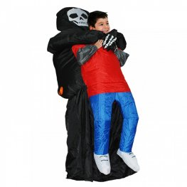 Blow Up Costumes For Kids Inflatable Ghost Costume Halloween Suit