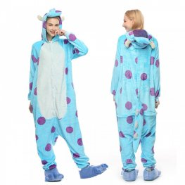 Sully Onesie Pajamas For Adult Fast Shipping Worldwide