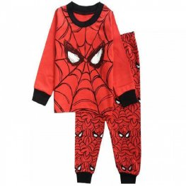 Boys Spiderman Pajamas 5T Spiderman Clothes