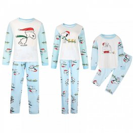 Family Pajamas Sets Holiday Pajamas Snoopy Dog Matching